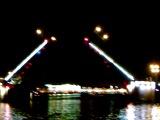 Разведение мостов в Санкт-Петербурге!